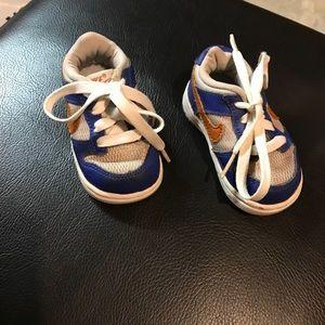 Baby boy Nike tennis shoes, size 3C